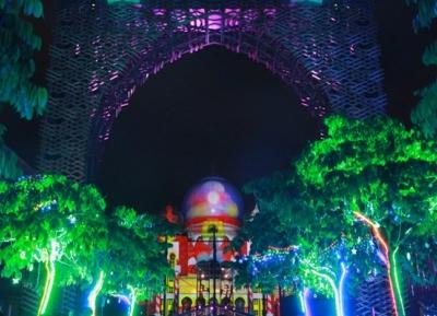 مهرجان الضوء والحركة بوتراجايا (LAMPU)