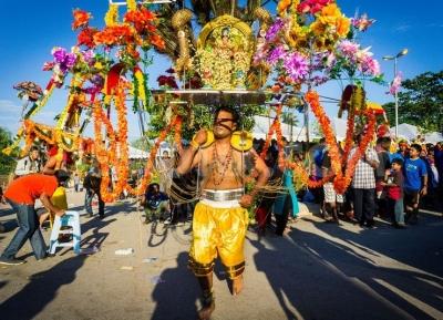 مهرجان تايبوسام