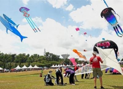 مهرجان باسير جودانج العالمي للطائرات الورقية