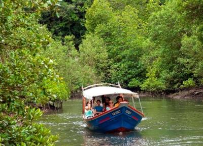 رحلات نهر كيليم لانكاوي