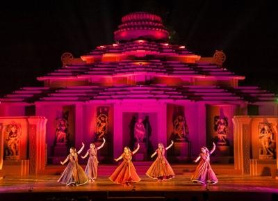 مهرجان كونارك للرقص