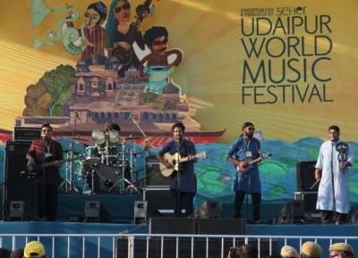 مهرجان أودايبور للموسيقى العالمية