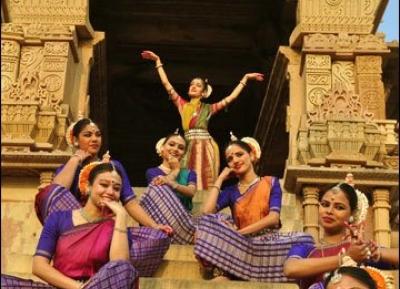 مهرجان خاجوراهو للرقص