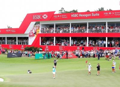 بطولة العالم للجولف للسيدات HSBC