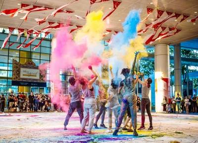 مهرجان سنغافورة الدولي للفنون