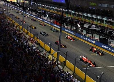 سباق الجائزة الكبرى في سنغافورة