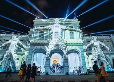 مهرجان ليلي سنغافورة