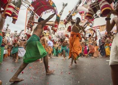 """تايبوسام """"المهرجان الهندوسي"""""""