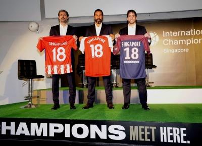كأس الأبطال الدولي في سنغافورة