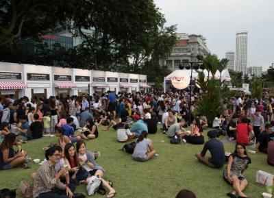 مهرجان سنغافورة للمأكولات
