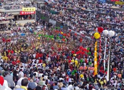 مهرجان ندى القتالي (ندى كينكا ماتسوري)