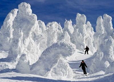 وحوش زاو الثلجية (مياجي)