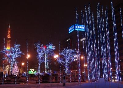 مهرجان سابورو للإضاءة البيضاء