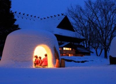مهرجان يوكوت للثلج