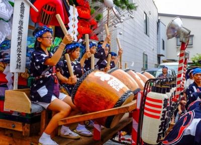 مهرجان موريوكا الخريفي