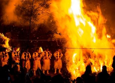 مهرجان معبد واكاسا جينجوجي اوميزو اوكوري