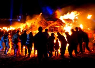 مهرجان جيجو الناري