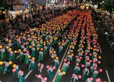 يون ديونغ هوي (مهرجان فانوس لوتس)