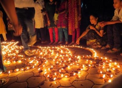 مهرجان Deepavali للأضواء