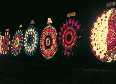 مهرجان المصابيح العملاقة