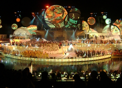مهرجان حصاد العنب والحدث الرئيسي