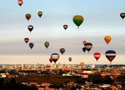 مهرجان البالونينج