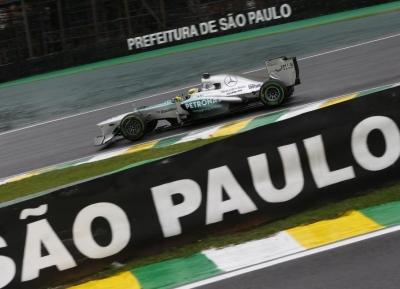 سباق الجائزة الكبرى البرازيلي للفورمولا 1