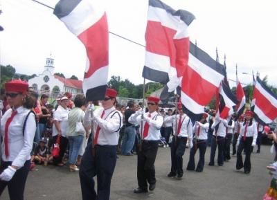 عيد استقلال كوستاريكا