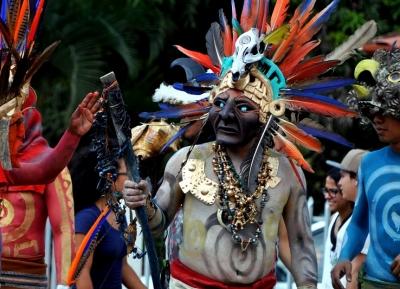 مهرجان قبيلة بوروكان