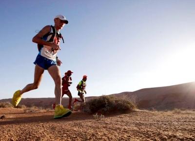 ماراثون عمان الصحراوي