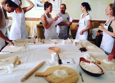 دروس الطهى فى روما