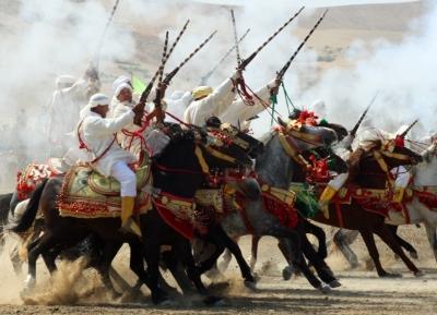 مهرجان الحصان في تيسا