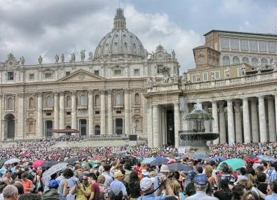 تعرف على أصغر دوله فى العالم - جوله فى الفاتيكان