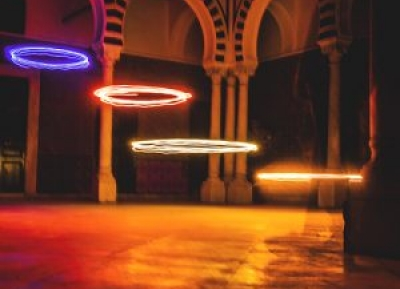 مهرجان الدولي للفنون خفيفة الضوء