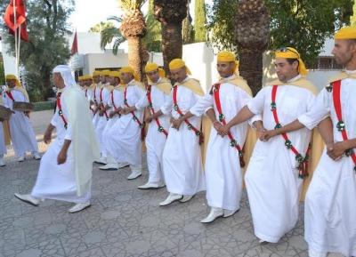 مهرجان الثقافة الأمازيغية