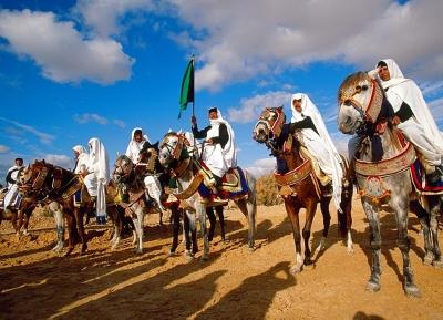 مهرجان الصحراء
