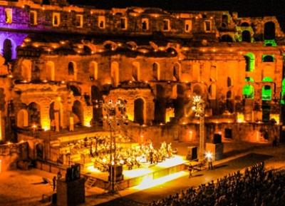 مهرجان الجم الدولي للموسيقى السيمفونية