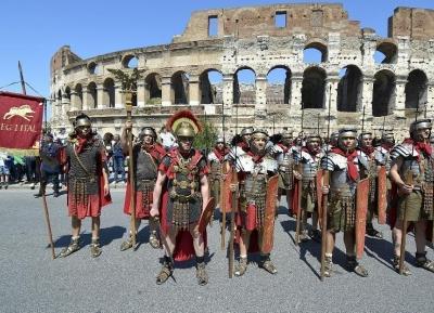 عيد ميلاد مدينة روما