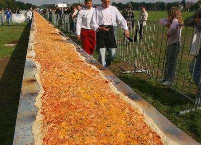 مهرجان نابولى للبيتزا - بيتزا القريه