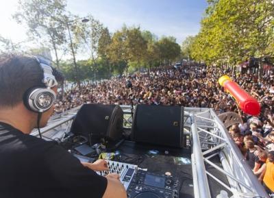 مهرجان موسيقى التكنو - باريس تكنو باراد