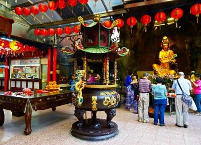 مهرجان معبد إله المدينة