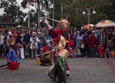 مهرجان الفنون الشعبية