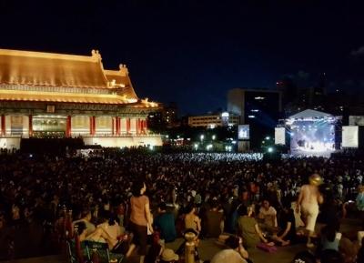 مهرجان تايوان الدولي للفنون
