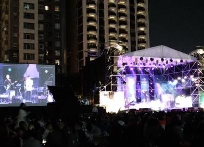 مهرجان  تايتشونغ للجاز