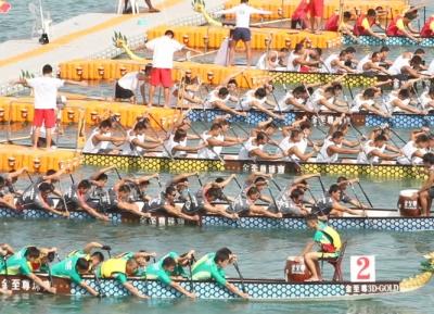 سباق هونج كونج الدولي لسباق التنين