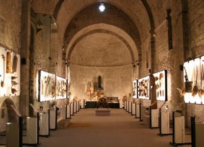 الفن و التاريخ فى متحف دو لا كاستر