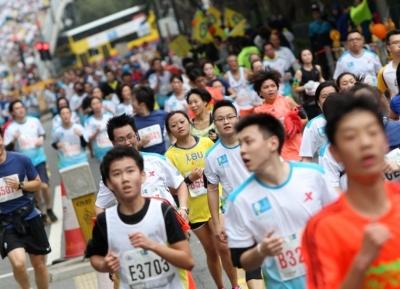 ماراثون هونج كونج
