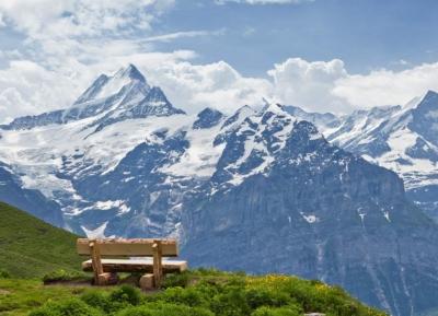 حلق فوق السحاب - جبل بيلاتوس