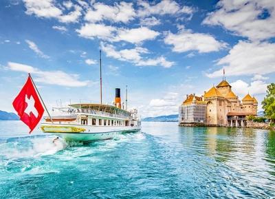 جولات القارب - قوارب CGN