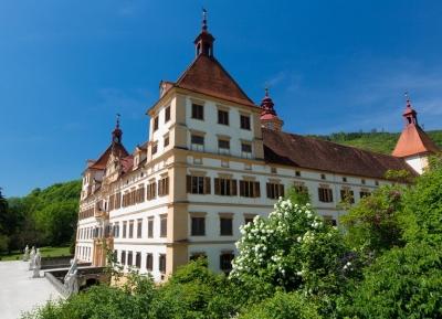 قطعه من التاريخ النمساوى فى قصر إيجنبرغ